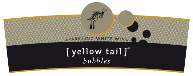 yellow tail bubbles labels