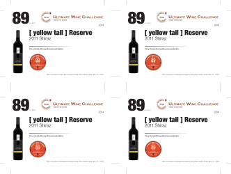 [ yellow tail ]® Reserve 2011 Shiraz
