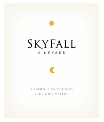 Skyfall Vineyard   Cabernet Sauvignon   Front Label