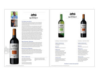 André Lurton   Brand Family Sell Sheet